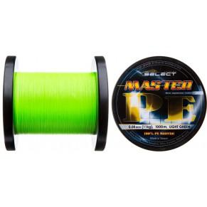 Master PE 1000m 0.18mm 21kg temn.-zel Select - Фото