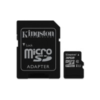 MicroSDHC 32GB Class 10 UHS-I + SD GoPro