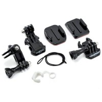 Grab Bag of Mount GoPro