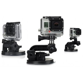 Suction Cup Mount 2 GoPro - Фото