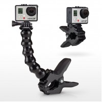 Jaws: Flex Clamp GoPro