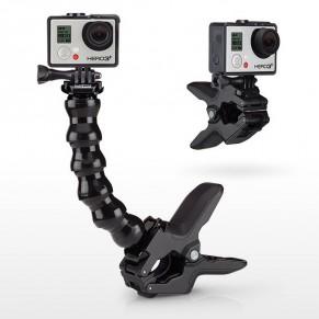 Jaws: Flex Clamp крепление GoPro - Фото