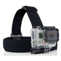 Head Strap Mount GoPro