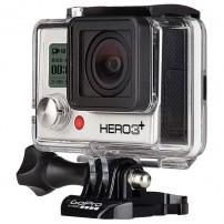 HD HERO3+: Silver Edition GoPro