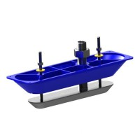 StructureScan Stainl Thru Hull датчик Lowrance