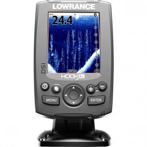 Hook 3x DSI эхолот Lowrance - Фото