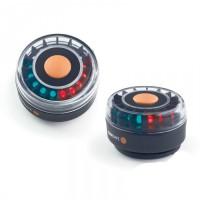 Портативные трехцветные навигационные огни NaviSafe, Fasten