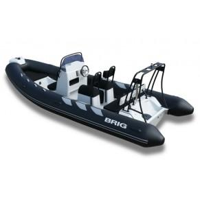 Navigator N610 моторная лодка Brig - Фото