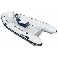 Falcon Riders F400 Sport лодка с пластиковым днищем Brig