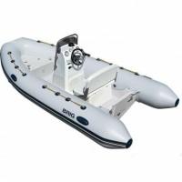 Falcon Riders F450 Deluxe лодка с пластиковым днищем Brig
