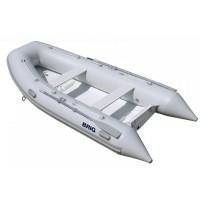 Falcon Tenders F360 лодка с пластиковым днищем Brig