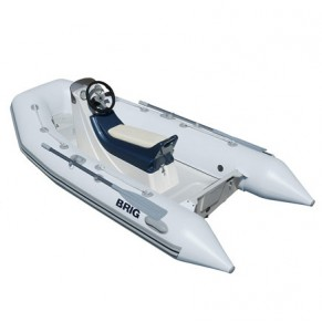 Falcon Tenders F330 Sport лодка с пластиковым днищем Brig - Фото