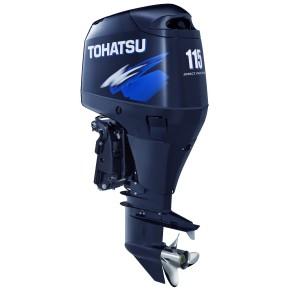 MD115A2 EPTOL лодочный мотор Tohatsu - Фото