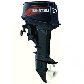 M25H EPS лодочный мотор Tohatsu - Фото