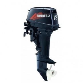 M18E2 EPS лодочный мотор Tohatsu - Фото