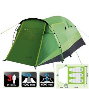 Bream 3 палатка 3-х местная Norfin - Фото