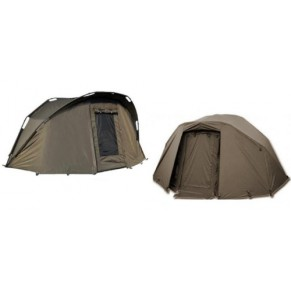 Green Firestarter Bivy 2man W/Overwrap Prologic - Фото