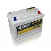 Equipment ET 550, Exide