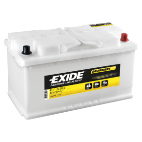 Equipment ET 650, Exide - Фото