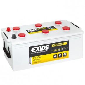 Equipment ET 950 135Ач аккумулятор Exide - Фото