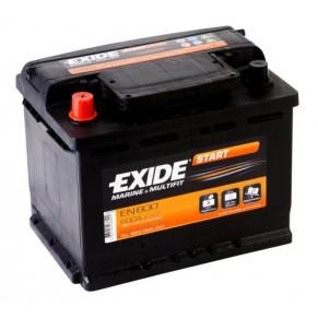 Start EN 600 62Ач аккумулятор Exide - Фото