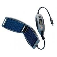 Powermonkey eXplorer V2 Grey солнечное зарядное устройство Powertraveller