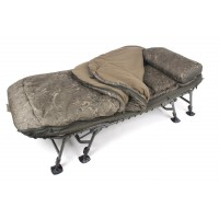 Indulgence Air Frame SS4 Wideboy Bedchair Nash
