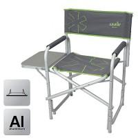 Vantaa NF кресло складное алюмин. с откидным столиком Norfin