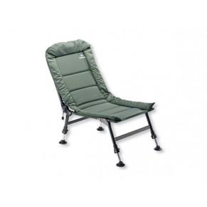 Карповое кресло с регулируемой спинкой Cormoran - Фото