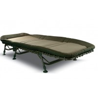 Flatliner Kingsize Bedchair Fox