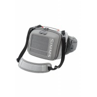 Waypoints Hip Pack Small Gunmetal сумка Simms