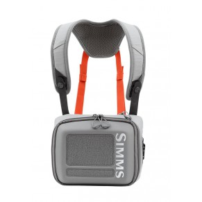Waypoints Chest Pack Gunmetal, Simms - Фото