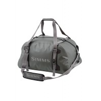 Dry Creek Z Duffle Dark Gunmetal, Simms