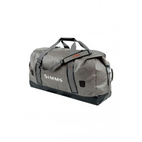 Dry Creek Duffel Medium Greystone сумка Simms - Фото