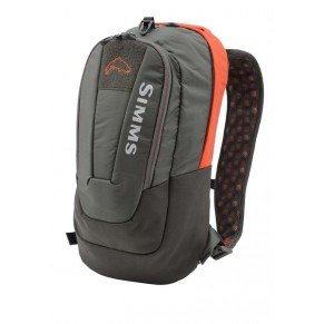 Headwaters 1/2 Day Hydration Pack Fury Orange, Simms - Фото