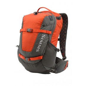 Headwaters Full Day Pack Fury Orange рюкзак Simms - Фото