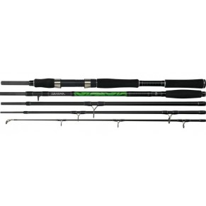 Megaforce MFBF295XH-AF Travel 2.9 100-300 удилище Daiwa - Фото