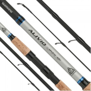 Alivio CX Match 390 3pcs удилище Shimano - Фото
