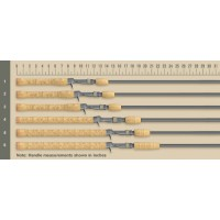 Avid Casting Rod 259см 7-21гр удилище St.Croix