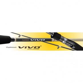 Vivo GVOS-702M 2,13м 6-24гр. спиннинговое удилище Graphiteleader - Фото
