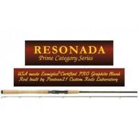 "Resonada 8'9"" 14-40gr, 10-20lb ExFast Pontoon 21"