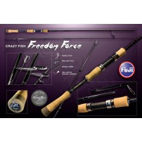 Freedom Force FF692MLT Crazy Fish