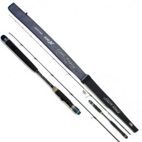 Salty Stage KR-X Light Jigging SXLS-632-120-KR 1.91m. 1+1 128g удилище Abu Garcia - Фото