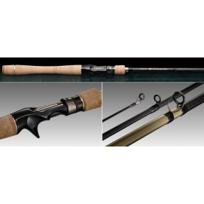 Vitoria Bait Casting Model GVTC-69ML 2.07m 1,75-10,5gr удилище Graphiteleader - Фото