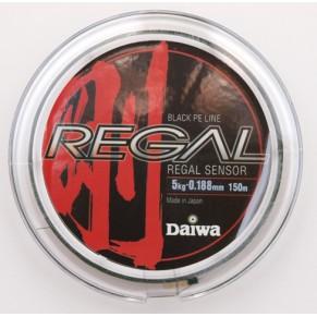 Regal Sensor-G  #1.2-10LB 5кг-0.188мм (150M) шнур Daiwa - Фото