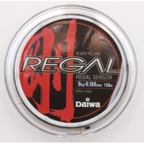 Regal Sensor-Y #0.8-6LB 3кг-0.153мм (150M) шнур Daiwa - Фото
