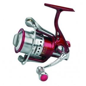 Red Arc Tuff-Body W/S 10300 300gr 5,2:1 9+1 150/0,28  + алю. шпулякатушка Spro - Фото