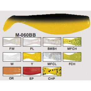 Ripper М-060BB 80mm силикон Manns - Фото