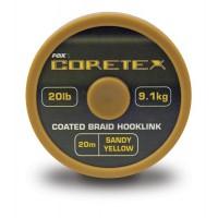 Coretex Gravelly brown 25lb поводковый материал Fox
