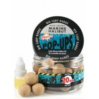 Marine Halibut Pop-Ups рыбий жир 18mm бойлы Dynamite Baits